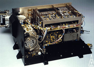 cassini spacecraft with instruments - photo #33